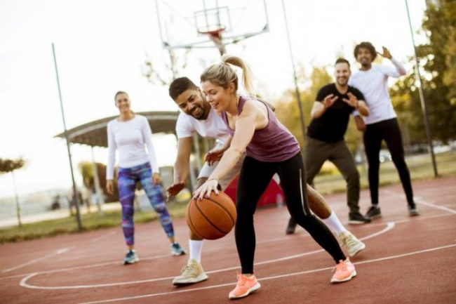 play sports with an ostomy